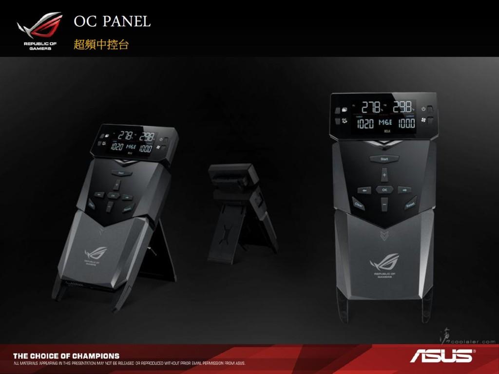 Asus presenta l'intera lineup di mainboard ROG LGA 1150 - [NEWS]