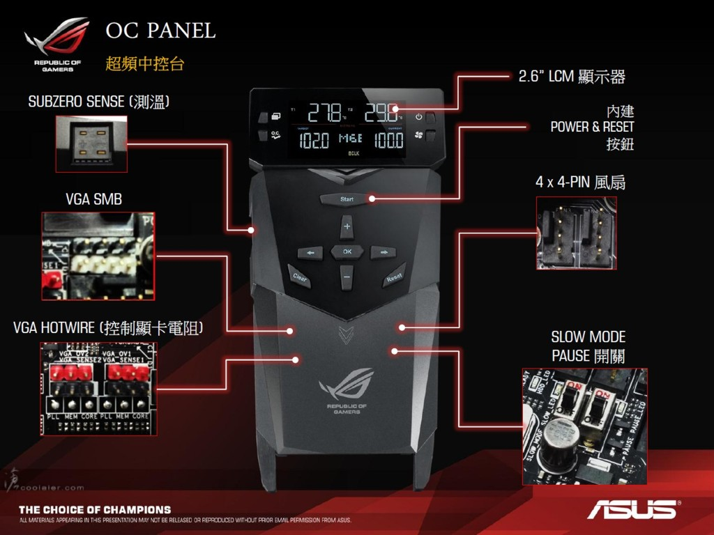 Asus Presenta L Intera Lineup Di Mainboard Rog Lga 1150