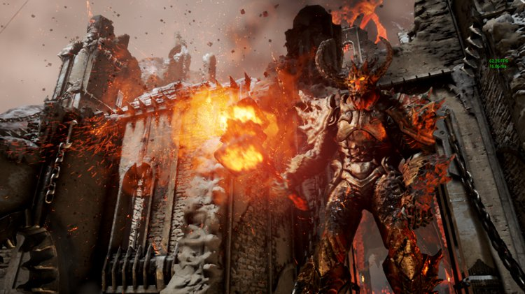 Download da Demo Unreal Engine 4 Elemental DX12 - GameVicio