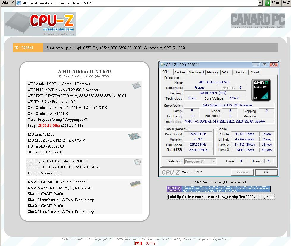 X4_620_DDR2_1200_CPUZ.JPG